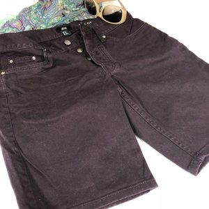 H&M Slim Fit Jean Shorts Size 29